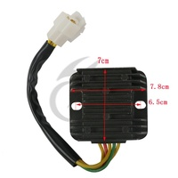 Voltage Regulator Rectifier For Hyosung GT650R GT650 GT250 GT250R ST7 GV700 New