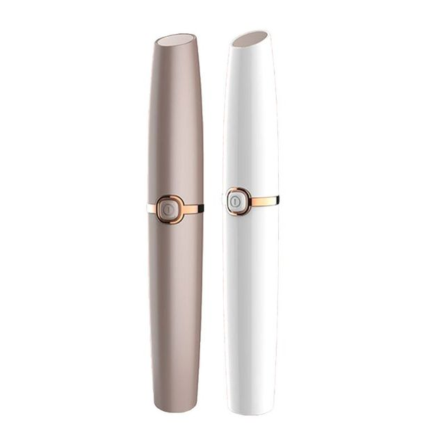 Electric Eyebrow Trimmer Shaver for Women Painless Hair Removal Makeup Razor Portable Hair Epilator