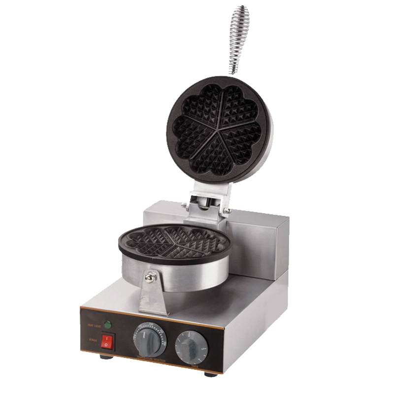 Heart-Shape Commercial Waffle Maker _Electric Waffle Machine _ Waffle Maker Machine ситников ю безлюдье