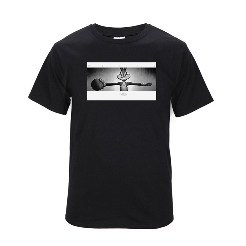 dbda9206d851  BIG SALE  CHEAP Michael Jordan Wings Man s T-shirt Fashion Hip Hop Tops  Kobe Bryant Tee Casual Loose tshirt Bugs Bunny Kevin Durant Men T Shirt ...