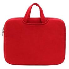 Zipper Comfortable Sleeve Bag Laptop computer Case Purse for laptop computer