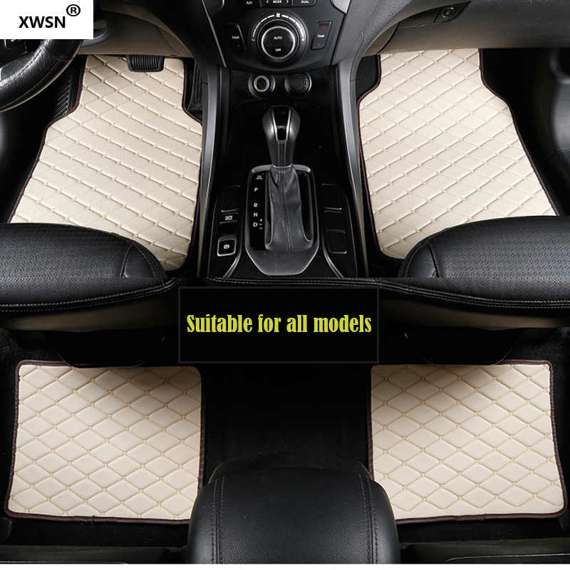 ユニバーサルトヨタ rav4 カムリ用トヨタカローラ auris プリウスフォーチュナー yaris ランドクルーザー車の付属品車のマット