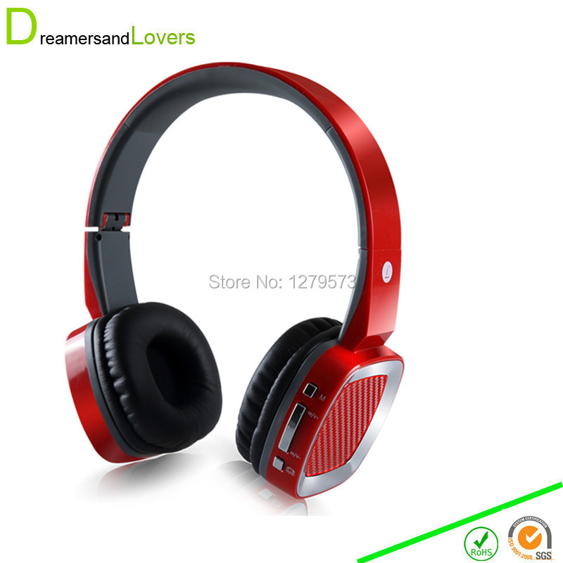 Bluetooth 3.0+EDR Wireless Deep Bass HIFI Music Movie Gaming Stereo Headphones Headsets Earphone with Mic For TV PC Mobile Phone