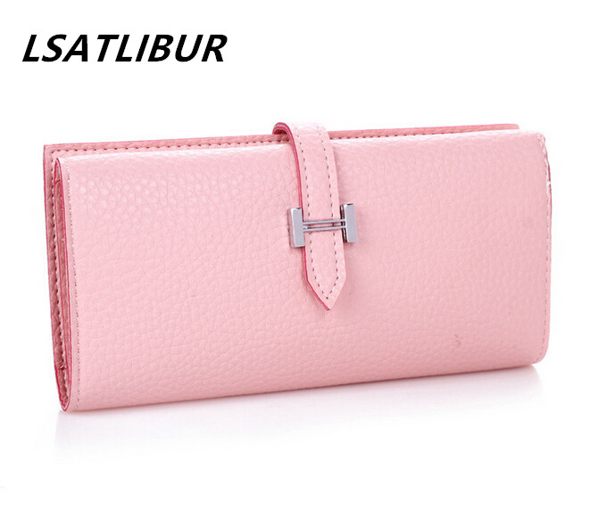 New top sale wallets 2014 handbag horizontal fashion women bag candy color pure color purse women clutch free shipping xh7