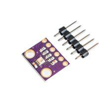 10pcs/lot BME280 GY BME280 Digital Sensor SPI I2C Humidity Temperature and Barometric Pressure Sensor Module 1.8 5V DC High
