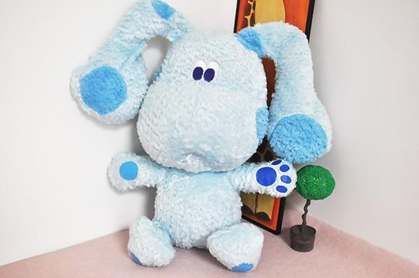 aba8e8e70178 Cute Blue's Clues Dog Stuff Plush Toy Doll Children Birthday Gift Christmas  Gift