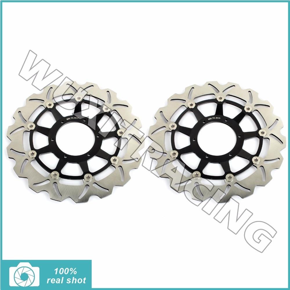 Front Brake Disc Rotor for CBR 600 F4i SuperSport F4 01-07 03 CB F HORNET 919 900 02-06 VTX 1800 F N R S T CB 600 F Hornet ABS