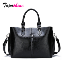 High-Grade Oil Wax Skin Two Sets of Composite Bag Ladies Handbags New Fashion High Quality Casual Wild Shoulder Messenger Bag perfect the explosion 2016 new oil two sets of bags europe and america shoulder messenger laptop fashion handbags free shipping