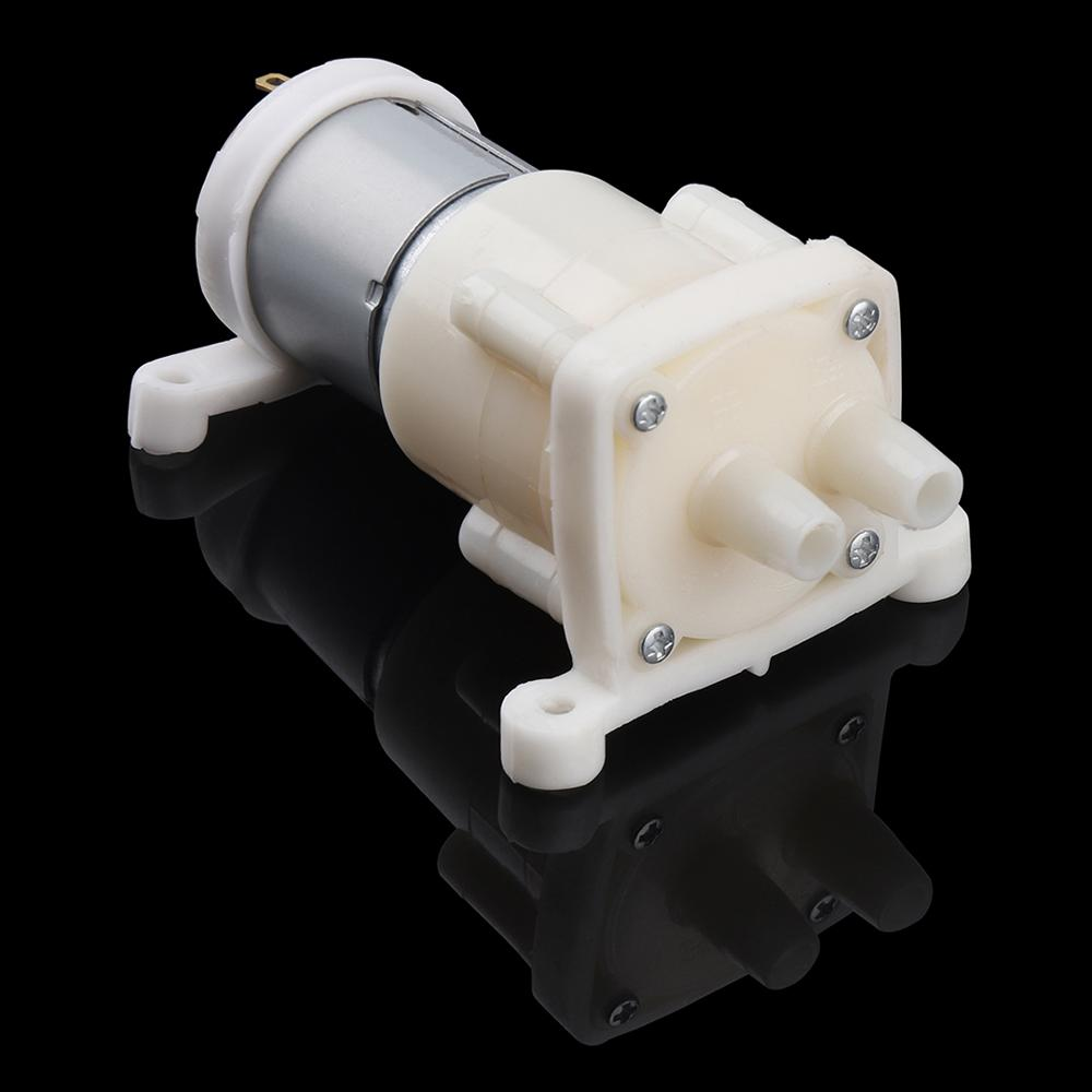 Micro small water pump 12V mini electric water pump 12 V volt 12VDC 1.5~2L/min pomp 12VDC liquid image