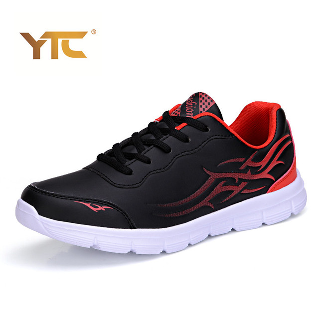 New 2016 Men Shoes Lace Up Designer Spring Autumn Fashion Men Casual Shoes Outdoor Male Footwear For Men Trainer  Size: 38-45