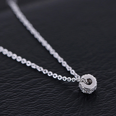 Women's Silver Dainty Necklace Jewelry Necklaces Women Jewelry