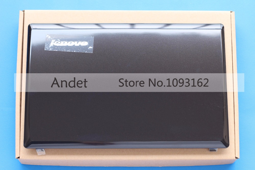 New Original Lenovo G580 G585 Lcd Rear Back Cover Top Lid Case Glossy 90200986 90201356
