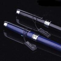 High Quality Picasso Pimio 912 Fountain Pen 0 5mm Iridium Nib Metal Writing Pens With Original
