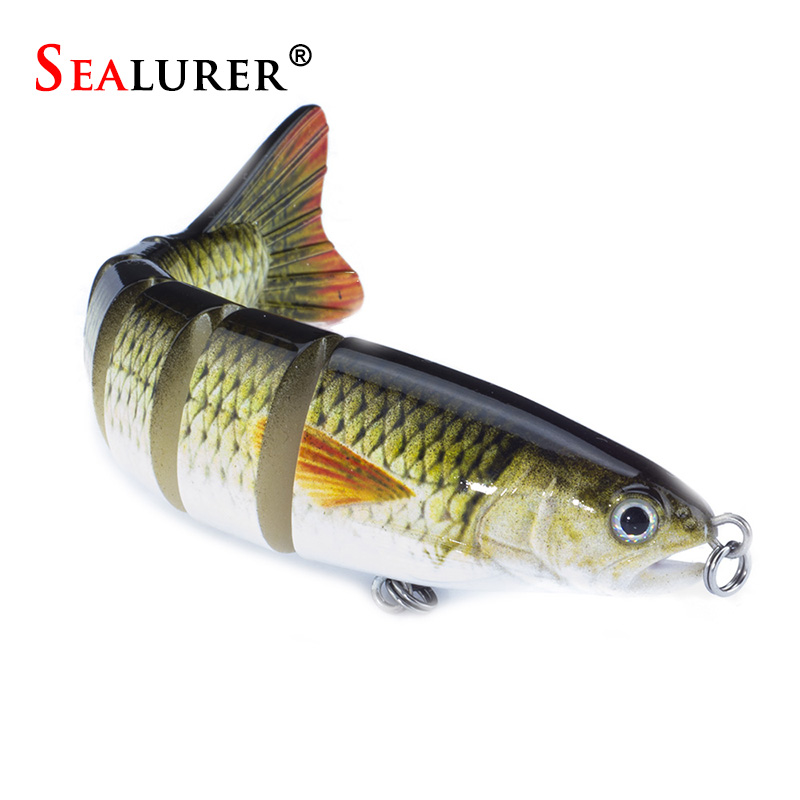 Sealurer brand winter fly fly fishing lure 13cm for Fishing tackle and bait