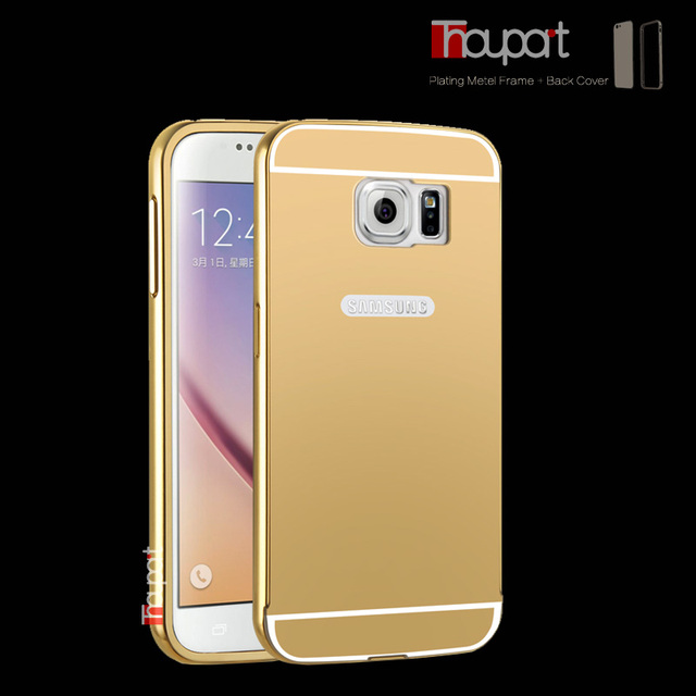 samsung s6 gold case