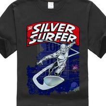 Silver Surfer Avengers Superhero Xmen Comics T Shirt