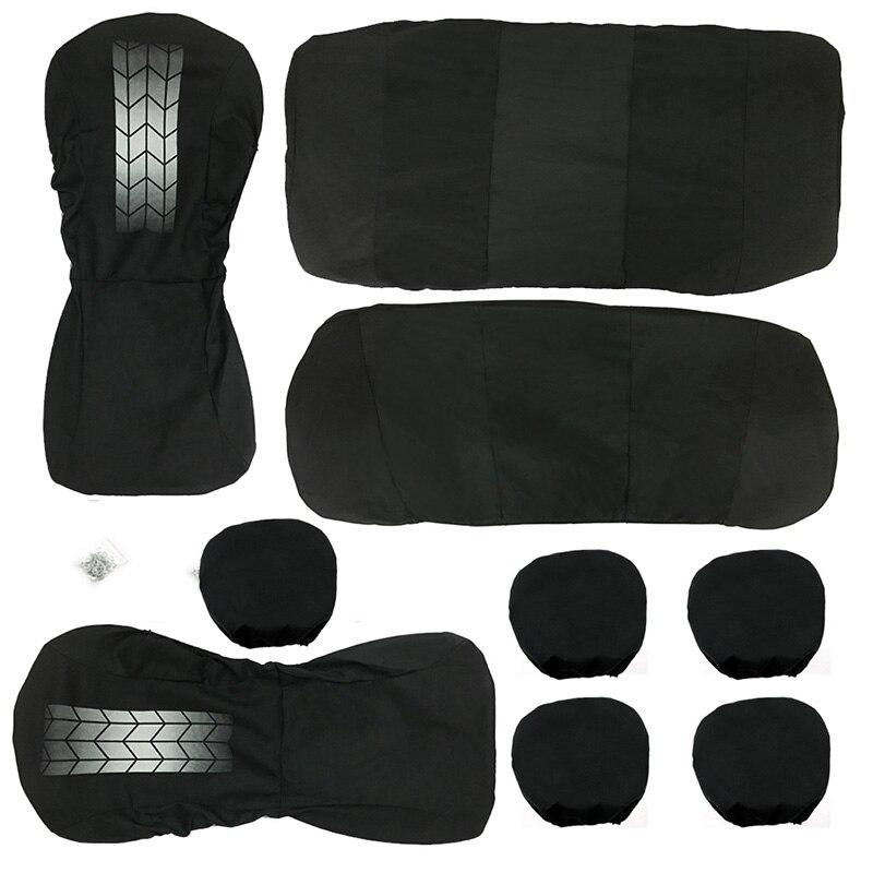 car seat cover seat covers for Honda Crosstour Avancier spirior urv ur-v stream pilot 2017 2016 2015 2014 2013 2012 2011 2010