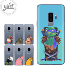 Coque For Samsung Galaxy S9 Plus Case neck for S10 S8 S10e Cover Funda S7 edge