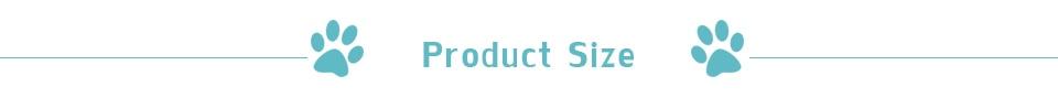 Product-Siez