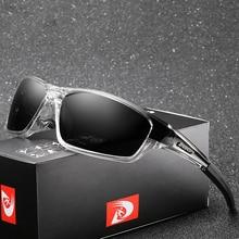 Спортивные поляризационные очки для рыбалки, солнцезащитные очки для мужчин, UV400, для вождения, велоспорта, бега, поляризационные линзы, очки для рыбалки нахлыстом