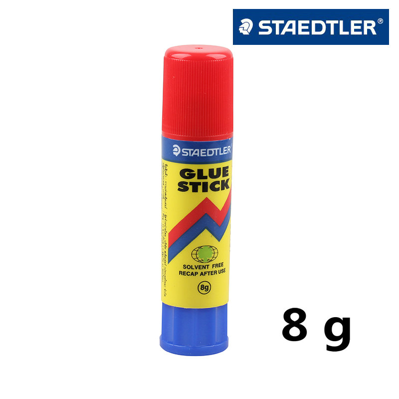 3Pcs Staedtler 920 108 Glue Stick S 8g Fast Dry Strong Stickness Office And School Supplies