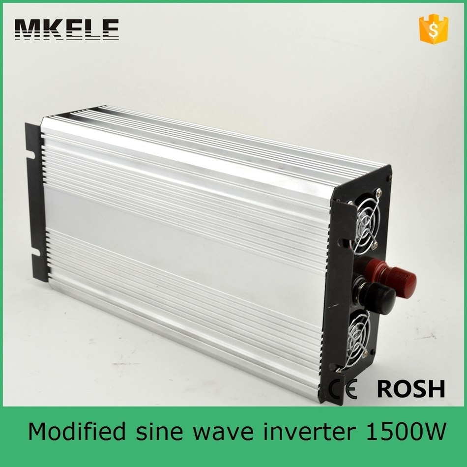 цена на MKM1500-482G high stable 1500 watt power inverter 48v power inverter,220vac continuous power inverter modified sine inverter