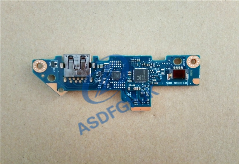 Computer & Office Earnest Genuine Original For Dell For Alienware 17 R4 Usb Io Board 0g3pwr G3pwr Bap10 Ls-d759p 100% Test Ok Volume Large