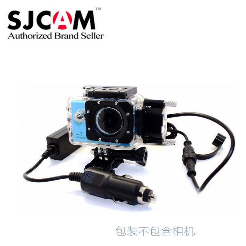 Горячий Продавать в Исходном SJCAM SJ5000/SJ5000 Wi-Fi/SJ5000 Плюс Водонепроницаемый Чехол для Мотоцикла