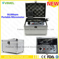 NOVO Portátil 50,000 RPM micromotor dental Não-Carbono Brushless motor elétrico Unidade de Polimento