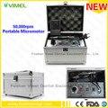 NUEVA Portátil de 50,000 RPM Unidad De Pulido dental micromotor Sin Escobillas de Carbón del motor eléctrico