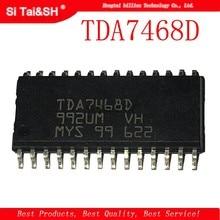 2 pcs/lot TDA7468D TDA7468 7468 SOP28