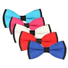 цена на Top Sell Brand Tie Formal Commercial Bow Tie Male Married Bowtie Cravat Decoration Ties For Men Butterfly Bow Ties