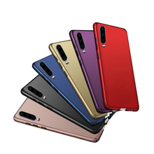 For Huawei P20 P10 P30 Lite Case Cover Business Ultra Slim H