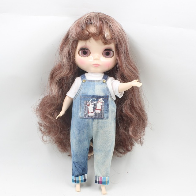 Neo Blythe Doll Plump Doll Outfit