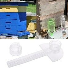 10 шт Пластиковые пчеловодные фонтаны Пчеловодство улей инструмент