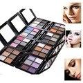 2016 Nuevas Señoras Vendedoras Nueva Pro 8 colores de estilo Colores Completos Neutral Cosméticos de Maquillaje de Sombra de Ojos Maquillaje Paleta de Sombra de ojos Set