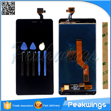 LCD For Alcatel one touch Flash Plus 7054T OT7054T ot7054  LCD Display Touch Screen Digitizer Assembly+3M Sticker+Tools for alcatel one touch go play ot7048 lcd screen display touch screen digitizer assembly free shipping