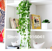 Free Shipping Wall Mounted Stage Property Home Decoration Artificial Plastic Leaves Wedding Garden Gift Party Hotel