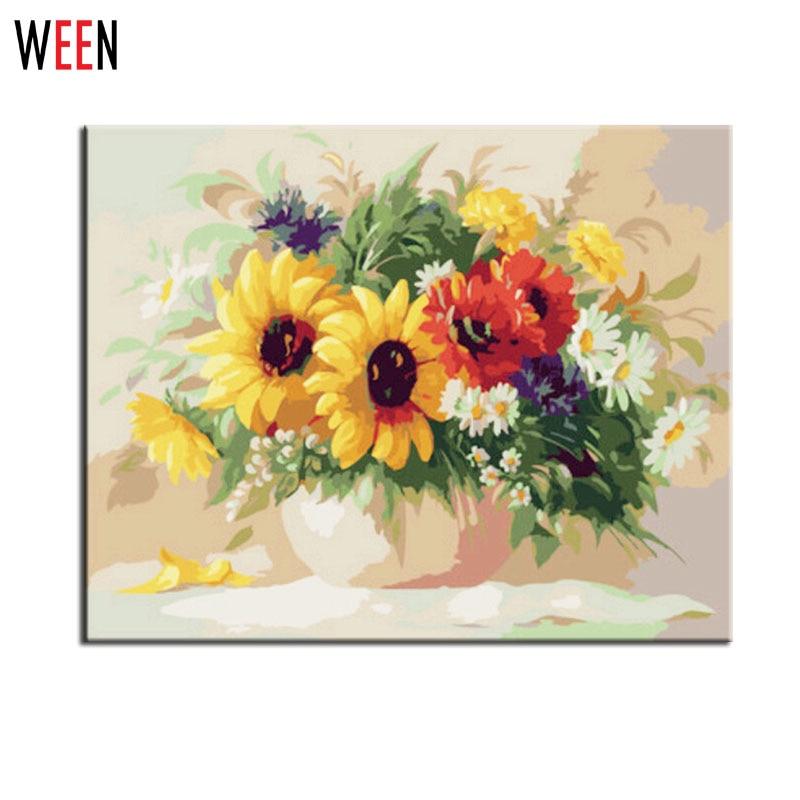 Enchanting Diy Flower Wall Art Model - Wall Art Collections ...