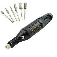 20000 RPM Electric-akten-bohrgerät Nail art Bit Professionelle Maniküre Schleifmaschine Pediküre Polierer Tools Einstellbare #