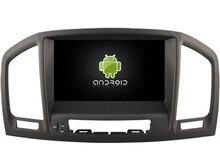 NAVIRIDER Eight Core 4GB RAM Android 6.0.1 car multimedia player for OPEL INSIGNIA 2008-2011 car dvd gps BT radio stereo USB