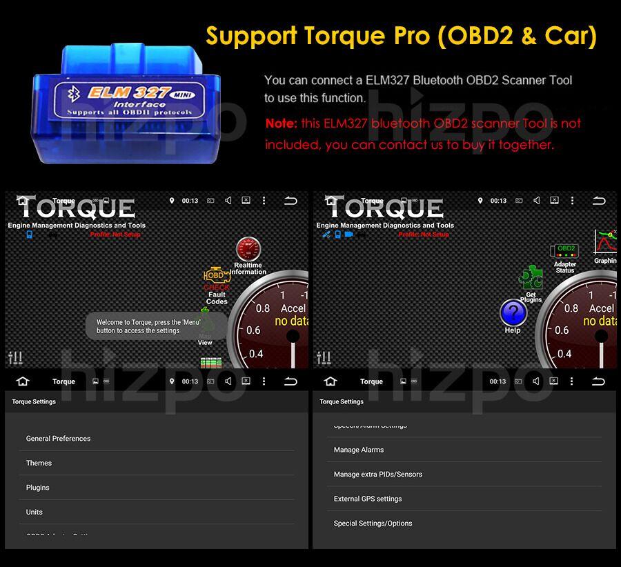 značka hizpo - car monitor OBD2 only fits for our store stereo Hizpo brand Navi stereo