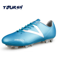 TOURSH Men S Superful Football Boots Soccer High Quality 2017 Outdoor Cleats Bright Color Soccer Sports