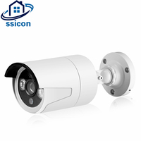 SSICON 3 6mm Lens Night Vision 1080P Bullet Security Camera Outdoor Waterproof 2MP Camera AHD 3Pcs