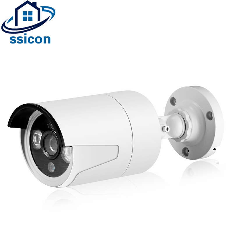 SSICON Night Vision 1080P Bullet Security Camera Outdoor 2MP AHD Camera ssicon bullet 2mp infrared hd camera ahd 1080p outdoor waterproof