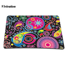 Popular Gaming Mouse Pad High Quality Anti-slip Fashion Laptop Mousepad Customized Nylon Mousepad Wholesale Viviration Mousepad