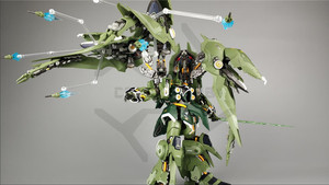 Image 5 - コミッククラブ AnaheimFactoryModels メガバイト metalbuild メガバイト 1/100 合金クシャトリヤアニメガンダムユニコーンアクションフィギュアロボット玩具