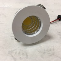 10pcs/lot Led Mini Downlight Under Cabinet Spot Light 3w cob For Ceiling Recessed Lamp 85 277v Down Lights Free Shipping
