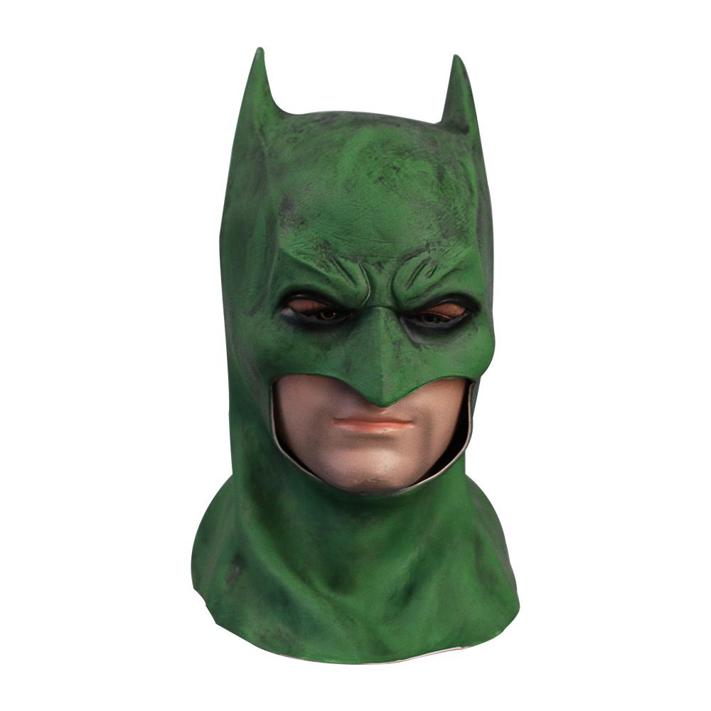 Suicide Squad Batman Masks Joker Green Mask Latex Batman Vs Superman Masks With Glasses Cosplay Batman Masks Halloween Party (5)