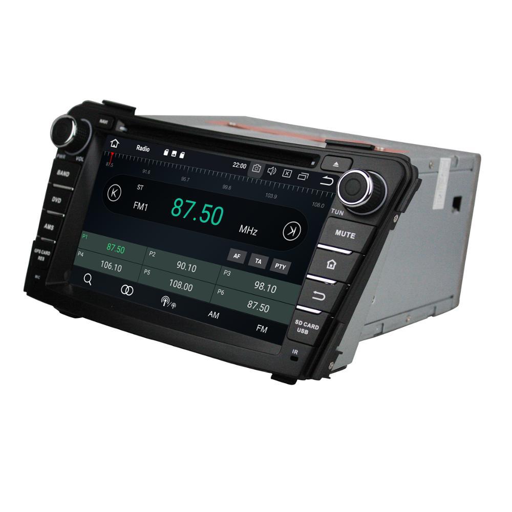 Android 8 0 Octa Core 2 din 7 Car Radio DVD font b GPS b font